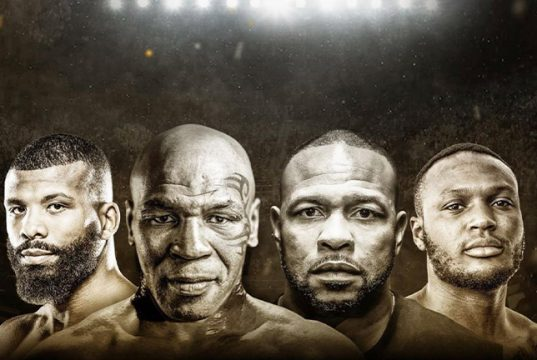 Viddal Riley will feature on the undercard to Mike Tyson vs Roy Jones Jr. Photo Credit: Instagram / @isitril