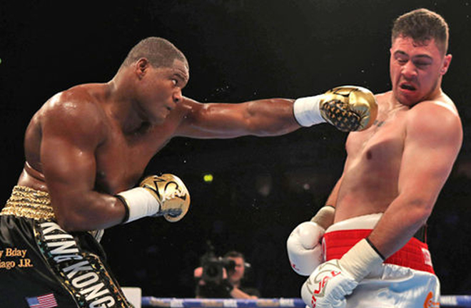 The Doncaster man is awaiting the right opportunity, admitting he undervalued himself when he faced Luis Ortiz Photo Credit: PA