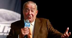Bob Arum is predicting defeat for Anthony Joshua against Kubrat Pulev Photo Credit: Mikey Williams