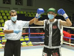 Francisco Fonseca targets Carl Frampton after his latest victory. Photo Credit: Tony Tolj