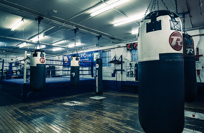 The Peacock Gym leaves behind its home in Canning Town