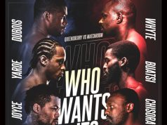 Frank Warren has called for cross-promotional fights with rival Eddie Hearn Photo Credit: Queensberry Promotions