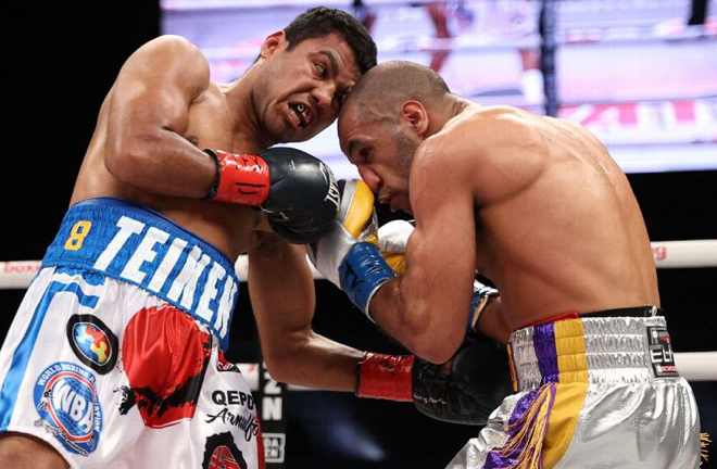A third fight with Roman 'Chocolatito' Gonzalez is also possible after his win over Kal Yafai in February Photo Credit: Ed Mulholland/Matchroom Boxing USA