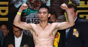 Srisaket Sor Rungvisai beat fellow former World champion Amnat Ruenroeng on points in Thailand Photo Credit: Boxing Scene