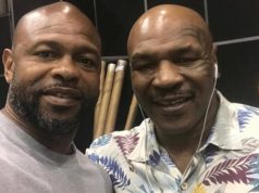Mike Tyson and Roy Jones Jr are reportedly set to fight on November 28