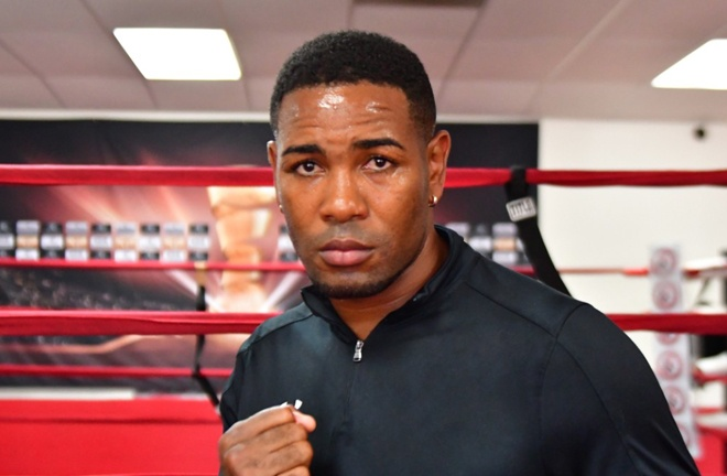 Dorticos knocked out Andrew Tabiti on route to the final Photo Credit: WBSS