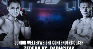Zepeda and Barnchyk clash in this rescheduled bout. Photo Credit: Top Rank