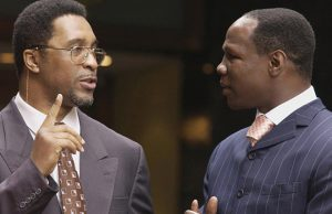 Michael Watson and Chris Eubank both put their lives on the line time and time again. Photo Credit: The Telegraph