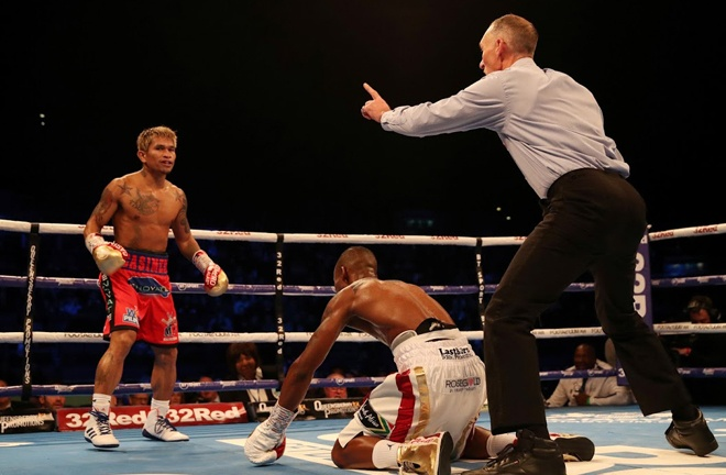 Casemiro blew away Zolani Tete in three rounds in Birmingham last November Photo Credit: Reuters/Peter Cziborra