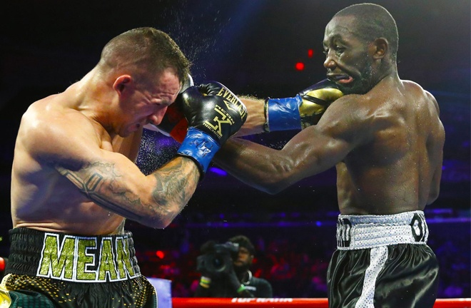 Kavaliauskas has called for a rematch with WBO champion Terence Crawford who stopped him in nine rounds in December Photo Credit: Mikey Williams / Top Rank