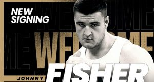 Johnny 'The Romford Bull' Fisher has signed a promotional deal with Matchroom Boxing