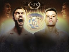 Lee McGregor will face Karim Guerfi for the EBU Bantamweight title in November Photo Credit: MTK Global