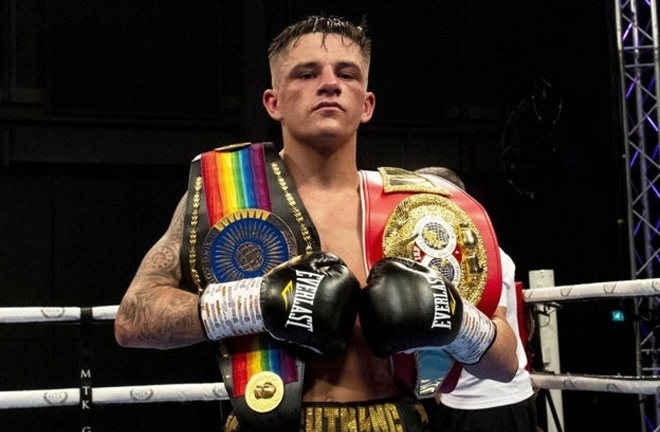 McGregor is the current British and Commonwealth 118lbs champion Photo Credit: thescotsman.com
