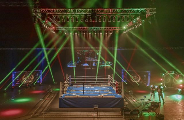 MTK Global have announced two fight nights on October 18 and November 11 respectively Photo Credit: MTK Global