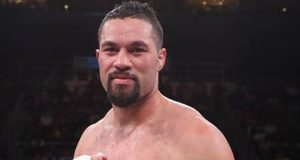 Fa is set to renew hostilities with former amateur rival Joseph Parker later this year Photo Credit: Photosport via NZ Herald