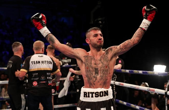 Newcastle favourite Lewis Ritson makes his return against Miguel Vazquez on October 17th Photo Credit: Boxing Scene