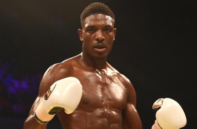 Sadiq was reportedly taken to hospital after defeat to Chudinov Photo Credit: boxingnews24.com