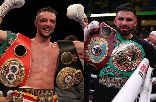 Pedraza is keen to face the victor of the potential undisputed clash between Josh Taylor and Jose Ramirez Photo Credit: Boxing Scene