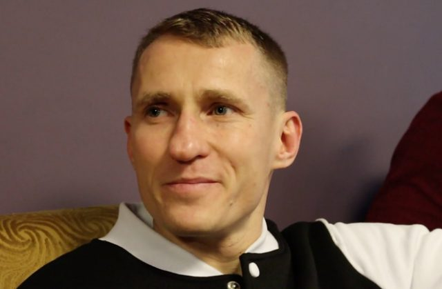 'The Eagle' Eduard Troyanovsky speaks to Pro Boxing Fans ahead of his fight with Renald Garrido in Minsk for Kold Wars 2.