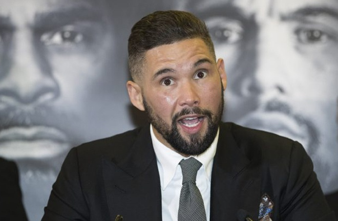 Whittaker-Hart is managed by former WBC Cruiserweight world champion Tony Bellew Photo Credit: Mark Robinson/Matchroom Boxing