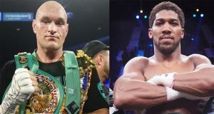 Tyson Fury has predicted an early knockout over Anthony Joshua should the pair clash Photo Credit: www.essentiallysports.com
