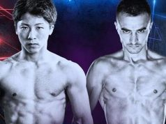 Naoya Inoue takes on Jason Moloney this Halloween evening. Photo Credit: FITE TV