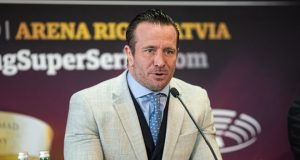 Kalle Sauerland reflects on the WBSS and the future of boxing behind closed doors Photo Credit: worldboxingsuperseries.com