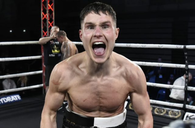 Joe Laws says he's prepared for a step up against Rylan Charlton on Saturday