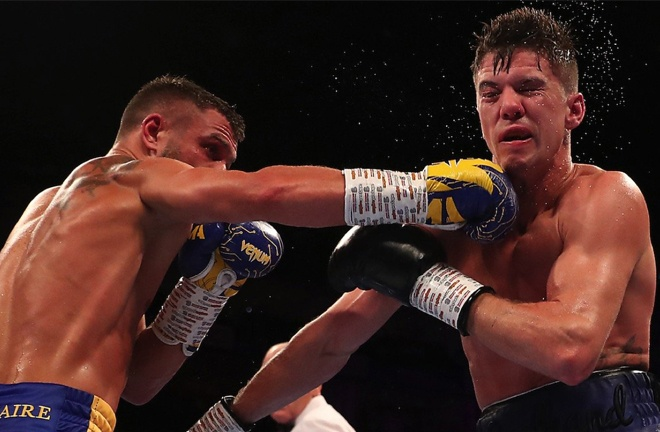 Lomachenko beat Luke Campbell over the distance in London last August Photo Credit: Mark Robinson / Matchroom Boxing