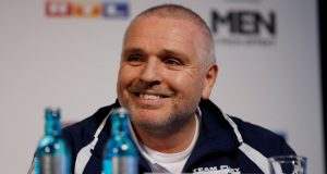 Peter Fury has tested positive for COVID-19, meaning Savannah Marshall's clash with Hannah Rankin has been postponed Photo Credit: Reuters