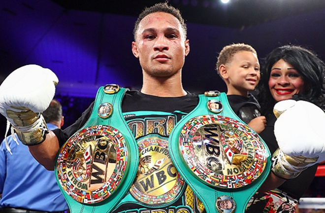 Ritson has been linked to a clash with former world champion Regis Prograis Photo Credit: Mikey Williams / Top Rank