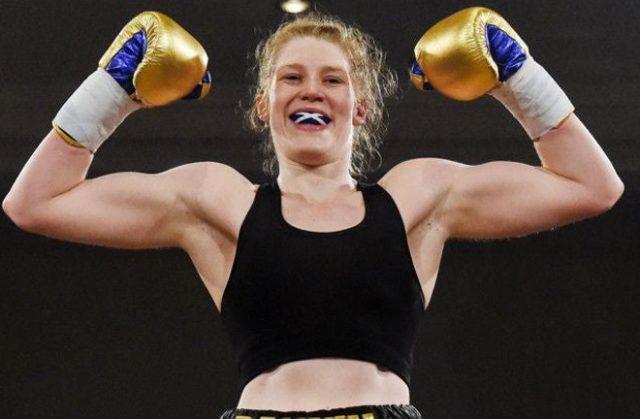 Hannah Rankin predicts a stoppage win over Savannah Marshall on Saturday