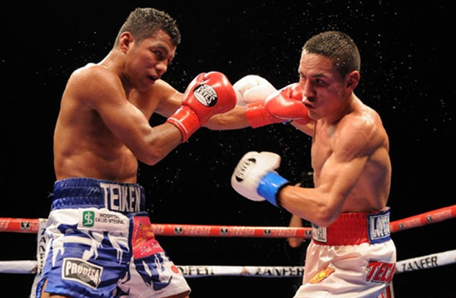 'Chocolatito' could face Estrada in a rematch unification with victory on Friday