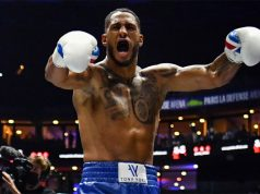 Tony Yoka's victory over compatriot Johann Duhaupas in September took place in front of a crowd