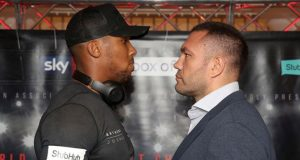 "Kubrat Pulev says he will ""expose"" Anthony Joshua on December 12 in London Photo Credit: PA"