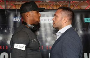 """Kubrat Pulev says he will """"expose"""" Anthony Joshua on December 12 in London Photo Credit: PA"""