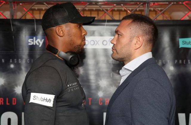Kubrat Pulev says he will