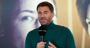 Eddie Hearn has asked the government to reconsider their rescue package after not including boxing Photo Credit: Mark Robinson/Matchroom Boxing