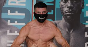 Mark Heffron insists he will stop Denzel Bentley in their rematch on Friday night Photo Credit: Queensberry Promotions