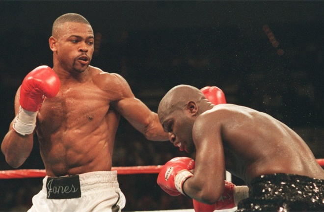 Ennis is drawing comparisons to former pound-for-pound star Roy Jones Jr Photo Credit: pnj.com