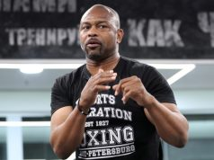 Former pound-for-pound great Roy Jones Jr returns to the ring to face Tyson in Los Angeles