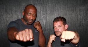 Johnny Nelson and Spencer Oliver have released their new keep fit programme 'Get On It'