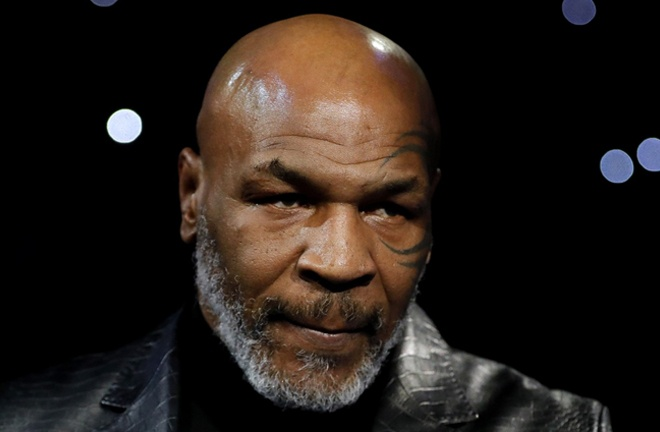 Mike Tyson willing to face current heavyweight division in exhibitions Photo Credit: Steve Marcus / Reuters