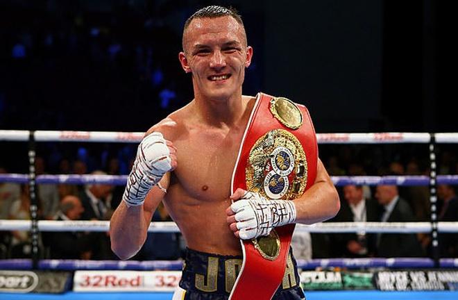 'Savage' is hopeful of a future showdown with IBF world champion Josh Warrington Photo Credit: PA
