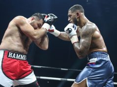 Tony Yoka defeated the seasoned Christian Hammer on points in France on Friday Photo Credit: Laurent Lairys/Maxppp/PA Images
