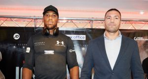 Kubrat Pulev will attempt to rip away Anthony Joshua's heavyweight world titles on Saturday Photo Credit: Mark Robinson