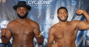 Martin Bakole is keen on facing Michael Hunter in a rematch if he beats Sergey Kuzmin