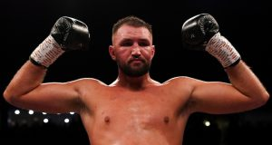 Hughie Fury could be in line for some big fights after defeating Mariusz Wach Photo Credit: Dave Thompson/Route One Photography