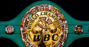 The WBC have unveiled their new Bridgerweight division rankings