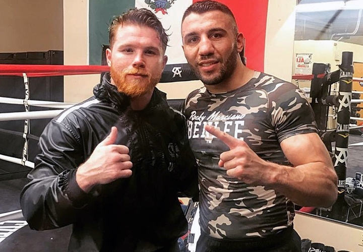 Canelo is ordered to face WBC number two contender Avni Yildirim within 90 days